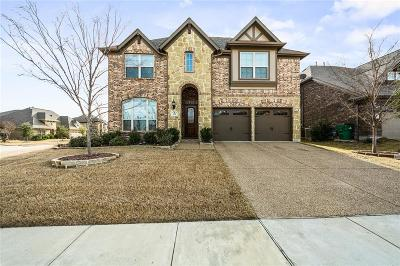 Fate Single Family Home For Sale: 301 Hawks Drive