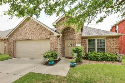 McKinney Single Family Home For Sale: 401 Hideaway Road