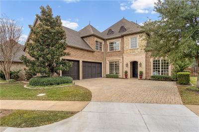 Colleyville Single Family Home For Sale: 5704 Arbor Gate Lane