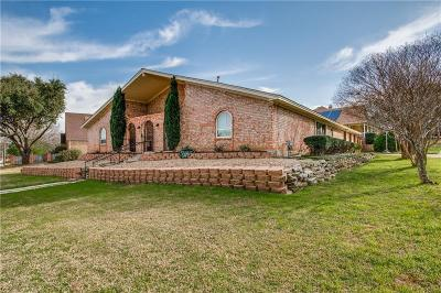 Irving Single Family Home For Sale: 2424 Briarcliff Drive