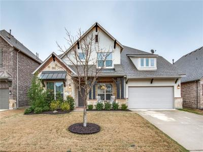 McKinney Single Family Home Active Option Contract: 7504 Sabine Drive