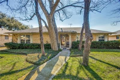 Dallas Single Family Home For Sale: 6916 Sperry Street