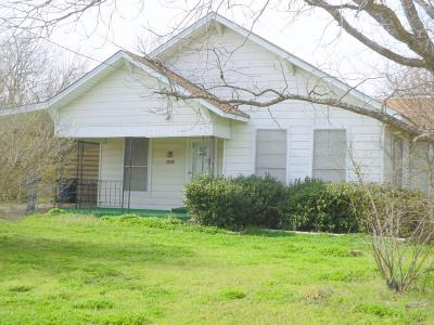 Coolidge, Mexia, Mount Calm Single Family Home For Sale: 603 Doyle Street