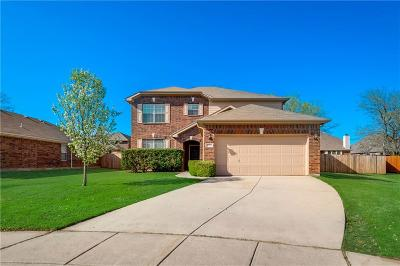 Melissa Single Family Home Active Option Contract: 3721 Redwood Circle