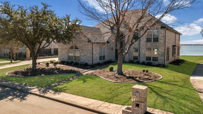 Rockwall Single Family Home For Sale: 905 Sunset Hill Drive