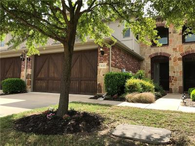 Plano Townhouse For Sale: 3113 Aurora Drive