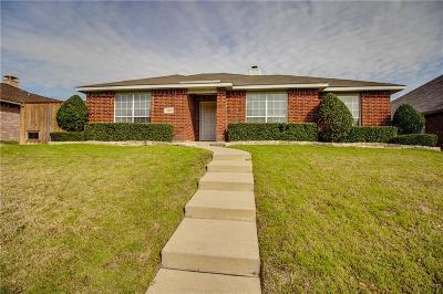 Frisco Single Family Home For Sale: 12304 Riviera Road