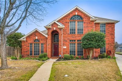Mansfield Single Family Home For Sale: 4 Churchill Court