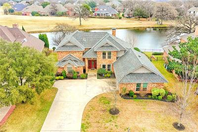 Mansfield Single Family Home Active Option Contract: 812 Muirfield Drive