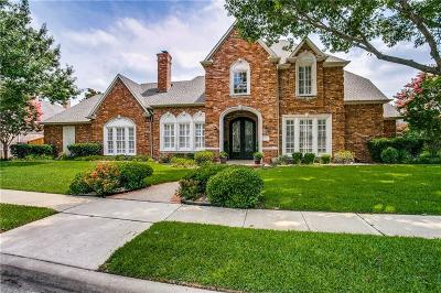 Plano Single Family Home For Sale: 5916 Newgate Lane