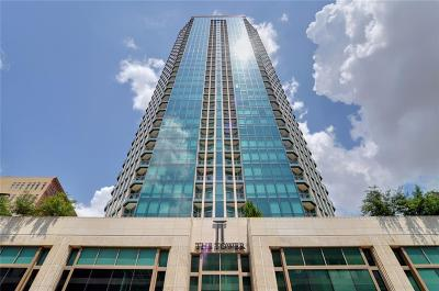 Fort Worth Condo For Sale: 500 Throckmorton Street #1007