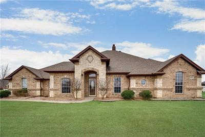 Haslet Single Family Home Active Option Contract: 14105 Scenic Ridge Road