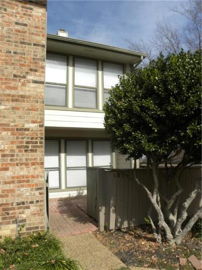 Grapevine Residential Lease For Lease: 714 E Wall Street #107