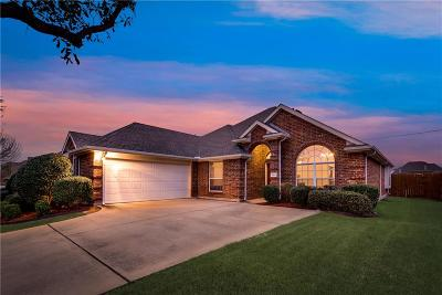 Rockwall Single Family Home For Sale: 526 Covey Trail