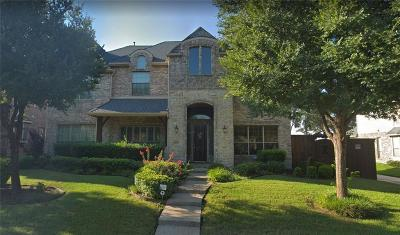 Frisco Single Family Home For Sale: 4829 Carnegie Drive