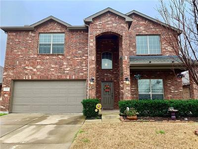 Prosper Single Family Home For Sale: 5461 Exeter Drive