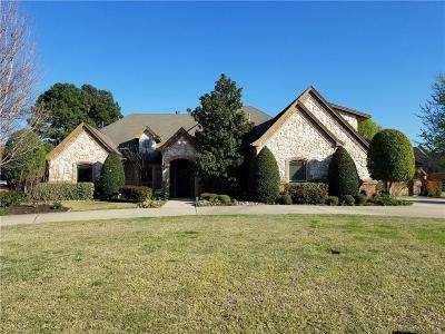Keller Single Family Home For Sale: 1721 Broadmoor Drive