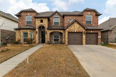 Single Family Home For Sale: 9805 Yellow Cup Drive
