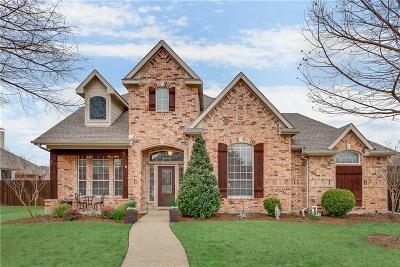 Allen Single Family Home Active Option Contract: 1535 Redeemer Road