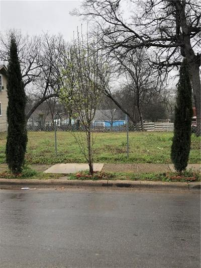 Dallas Residential Lots & Land For Sale: 402 Avenue J