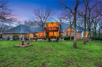 Keller Single Family Home For Sale: 801 Greenbriar Drive