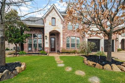 Prosper Single Family Home For Sale: 851 Woodview Drive