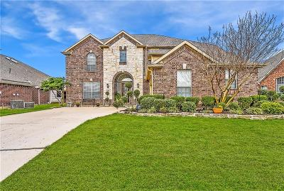 Mansfield Single Family Home For Sale: 4204 Calloway Drive