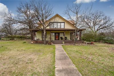 Alvarado Single Family Home For Sale: 101 W Shelton Street