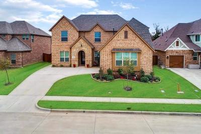 Burleson Single Family Home For Sale: 129 Fairweather Drive