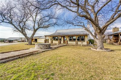 Weatherford Farm & Ranch For Sale: 2039 Cold Springs Road