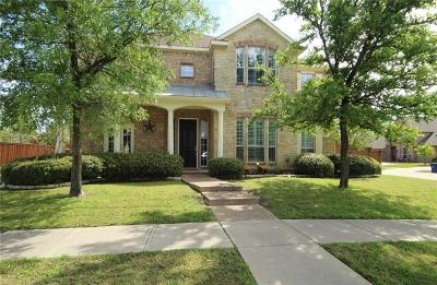 Frisco Single Family Home For Sale: 4107 Constitution Drive