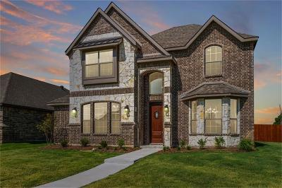 Midlothian Single Family Home For Sale: 829 Rustic Trail