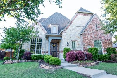 Allen Single Family Home For Sale: 876 Paradise Circle