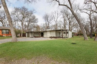 Dallas Single Family Home For Sale: 1730 Whittier Avenue
