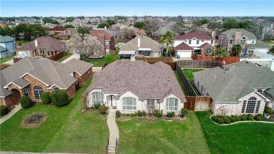 Rowlett Single Family Home For Sale: 6606 Stamps Street