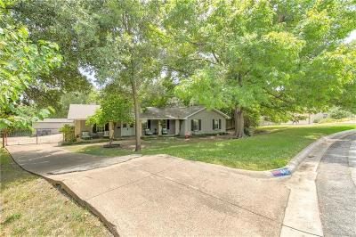 Fort Worth Single Family Home For Sale: 4427 Tamworth Road