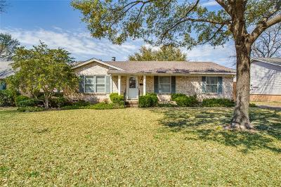 Farmers Branch  Residential Lease For Lease: 2927 Eric Lane