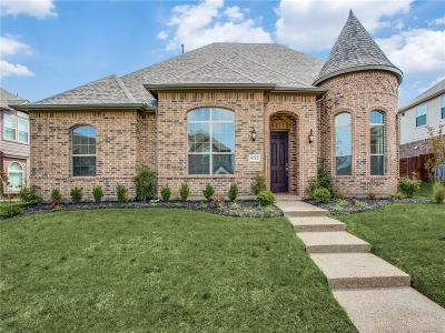 Sachse Single Family Home For Sale: 8202 Fallbrook Drive