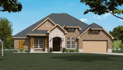 Midlothian Single Family Home For Sale: 454 Lilly