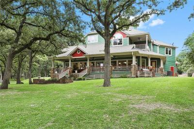 Azle Single Family Home For Sale: 13180 Miller Road