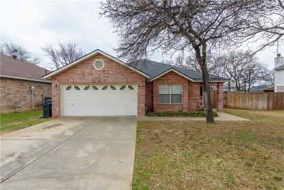 Corinth TX Single Family Home For Sale: $240,000