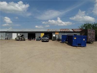 Mabank Commercial For Sale: 801 S 3rd Street