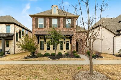 McKinney Single Family Home For Sale: 7805 Avondale Drive