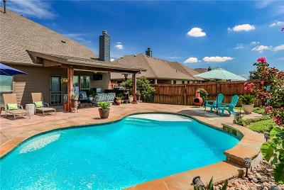 McKinney Single Family Home Active Option Contract: 10121 Sailboard Drive