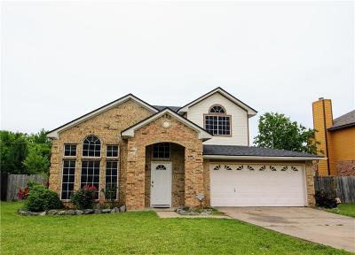 Duncanville Single Family Home Active Option Contract: 331 W Red Bird Lane