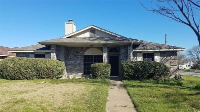 Lancaster Single Family Home Active Option Contract: 801 Hartford Lane