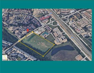 Lewisville Commercial Lots & Land Active Contingent: 280 E Corporate Drive
