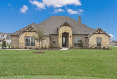 Single Family Home For Sale: 1102 Denton Creek Drive