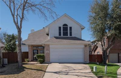 Irving Single Family Home For Sale: 9430 Blue Jay Way