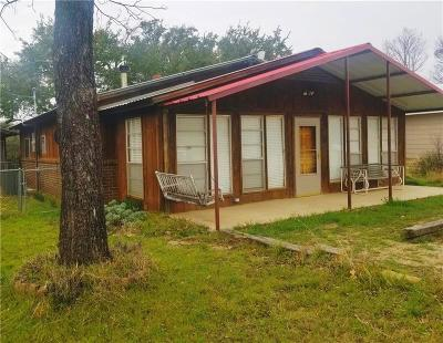 Brownwood, May, Lake Brownwood Single Family Home For Sale: 201 County Road 611